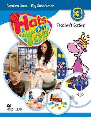 Hats On Top Teacher's Edition + Webcode Level 3