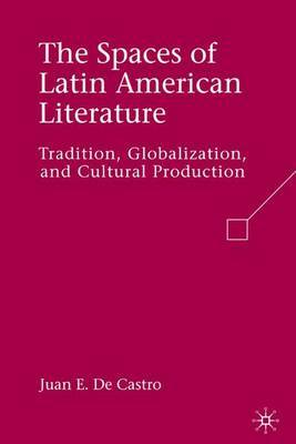 The Spaces of Latin American Literature: Tradition, Globalization, and Cultural Production