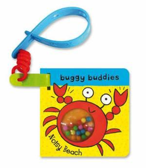 Rattle Buggy Buddies: Noisy Beach