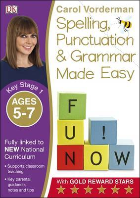 Made Easy Spelling, Punctuation and Grammar - KS1: Ages 5-7