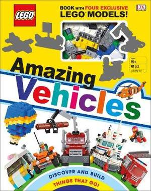 LEGO Amazing Vehicles: Includes Four Exclusive LEGO Mini Models