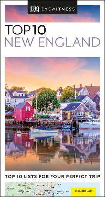 DK Eyewitness Top 10 New England