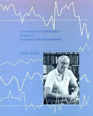 Essays in Economics: v. 4: Essays in Economics National and International