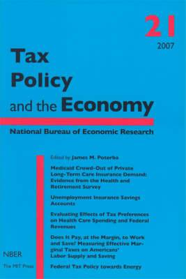Tax Policy and the Economy: v. 21