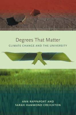 Degrees That Matter: Climate Change and the University