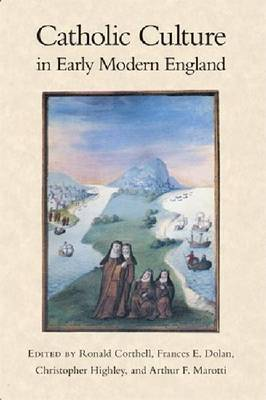 Catholic Culture in Early Modern England