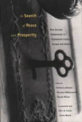 In Search of Peace and Prosperity: New Settlements in Eighteenth-century Europe and North America
