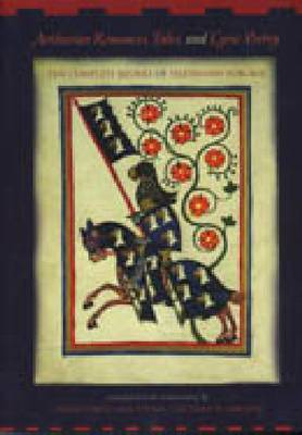 Arthurian Romances, Tales, and Lyric Poetry: The Complete Works of Hartmann von Aue