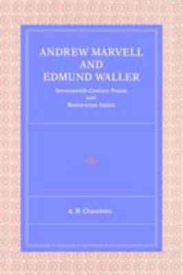 Andrew Marvell And Edmund Waller