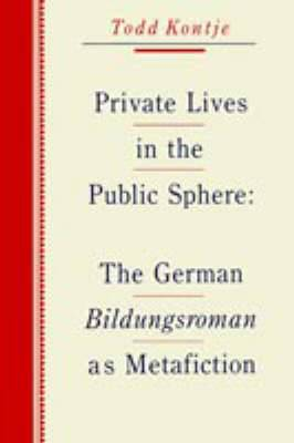 Private Lives In Public Sphere