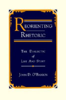 Reorienting Rhetoric
