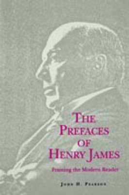 Prefaces Of Henry James