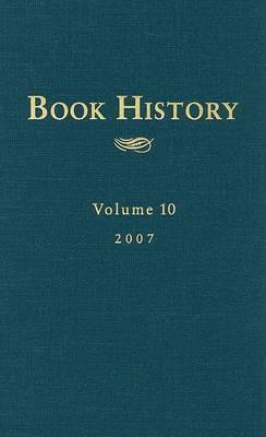 Book History Volume 10