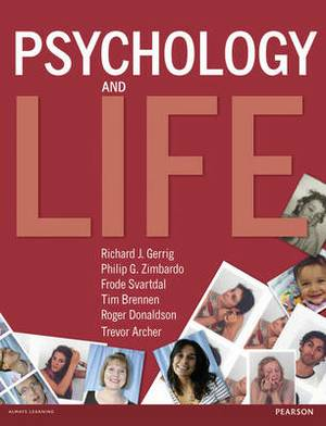 Psychology & Life and MyPsychLab Pack
