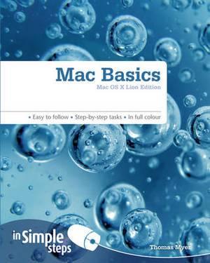 Mac Basics in Simple Steps