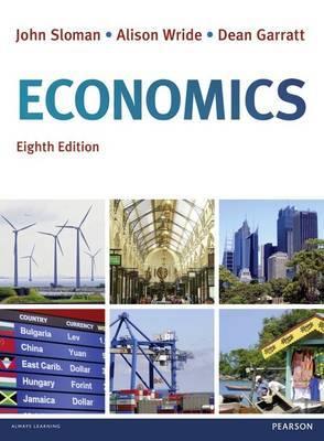 Economics, Plus MyEconLab with Pearson Etext.