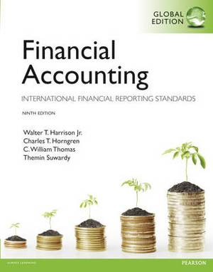 Financial Accounting: International Financial Reporting Standards