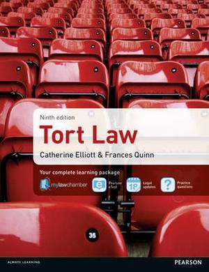 Tort Law MyLawChamber Premium Pack