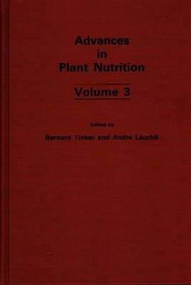 Advances in Plant Nutrition: Volume 3