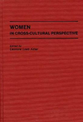 Women in Cross-Cultural Perspective