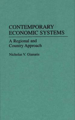 Contemporary Economic Systems: A Regional and Country Approach