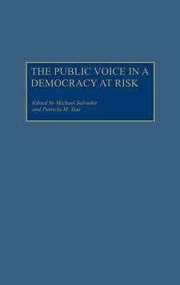 The Public Voice in a Democracy at Risk