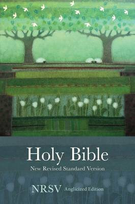Holy Bible New Standard Revised Version: NRSV Anglicized Edition