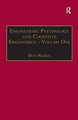 Engineering Psychology and Cognitive Ergonomics: Volume 1: Transportation Systems