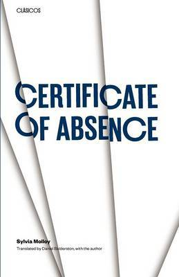 Certificate of Absence