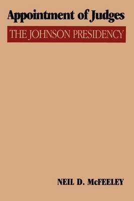 Appointment of Judges: The Johnson Presidency