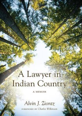A Lawyer in Indian Country: A Memoir