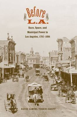 Before L.A.: Race, Space, and Municipal Power in Los Angeles, 1781-1894
