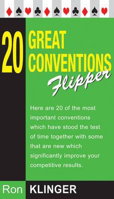 20 Great Conventions Flipper