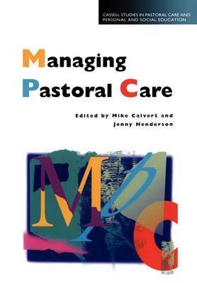 Managing Pastoral Care
