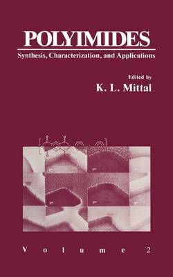 Polyimides: Synthesis, Characterization, and Applications Volume 2