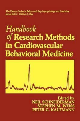 Handbook of Research Methods in Cardiovascular Behavioural Medicine