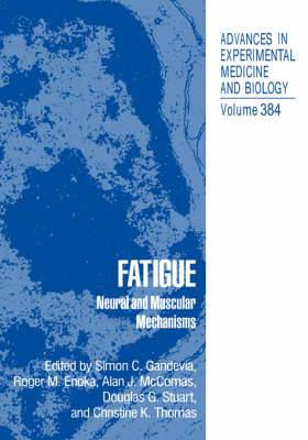 Fatigue: Neural and Muscular Mechanisms