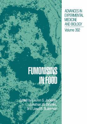 Fumonisins in Food: Proceedings of an American Chemical Society Symposium Held in Anaheim, California, April 2-7, 1995