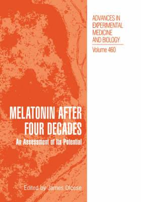 Melatonin after Four Decades: An Assessment of Its Potential
