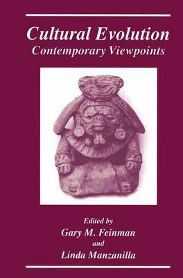 Cultural Evolution: Contemporary Viewpoints
