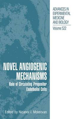 Novel Angiogenic Mechanisms: Role of Circulating Progenitor Endothelial Cells