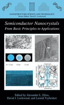 Semiconductor Nanocrystals: From Basic Principles to Applications