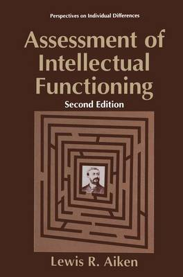 Assessment of Intellectual Functioning