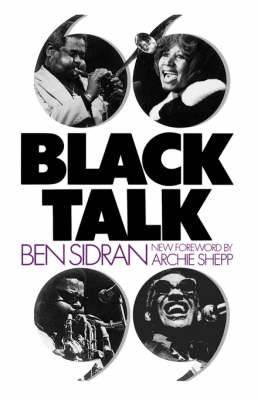 Black Talk: Roots of Jazz