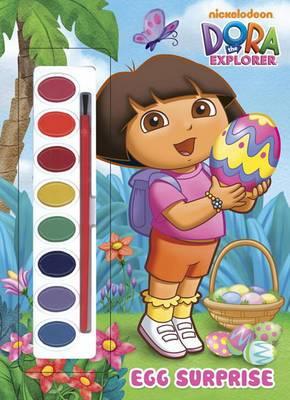 C/Act Paint:Dora Exp - Egg Surprise