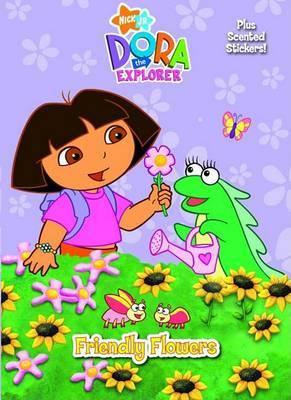 C/Act:Dora Exp - Friendly Flowers
