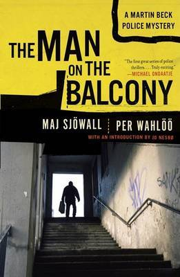 The Man on the Balcony
