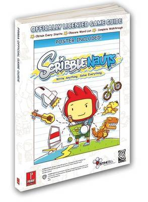 Scribblenauts: Prima Games Official Game Guide