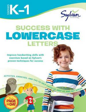 Success with Lowercase Letters, Kindergarten-1st Grade