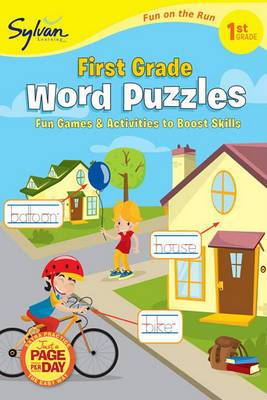 First Grade Word Puzzles: Fun Games & Activities to Boost Skills